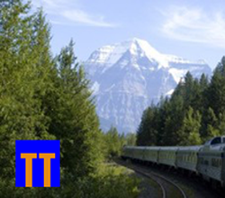 VIA Rail's Little Skeena Offers A Lot.