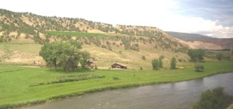 A View from Train # 5