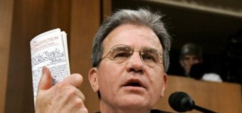 OK … One FINAL Item About Senator Tom Coburn