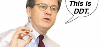 Just a Bit More About Senator Tom Coburn (R-OK)