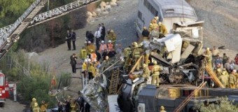 Fall Out from the Train Wreck in California