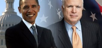 Obama and McCain and Where They Stand On Rail
