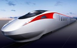 Kawasaki Is Developing a New High Speed Train