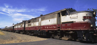 The Wine Train: Fine Dining and a Leisurely Ride
