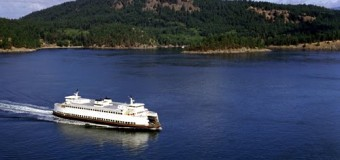 Washington State Ferries: It's THE Way to Go