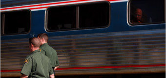 Big Brother Comes Knocking … Even on Amtrak.