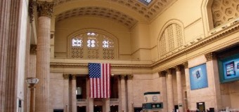 Observations from the Great Hall in Union Station