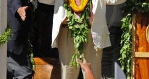 Hawaii Inaugurates a New Governor