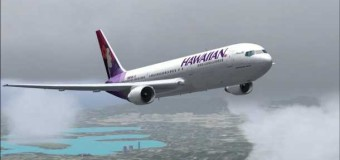Sometimes, on Hawaiian Airlines, getting there is just half the fun.