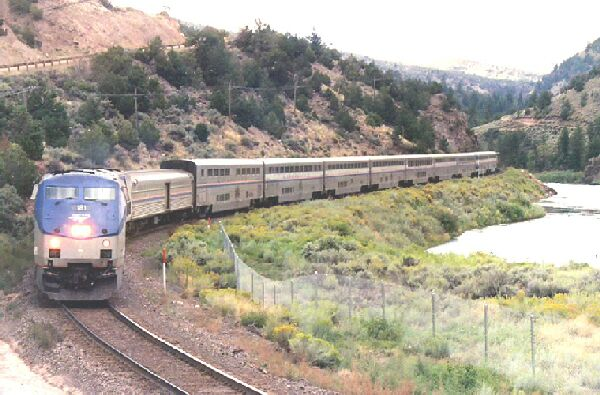 Train Travel From Oh To Tx