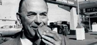 A Story About Ray Kroc, and McDonald's, and One Insight Into His Success