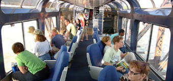 About Dome Cars and Amtrak Food Service and What Not to Do About it.