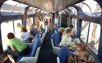About Dome Cars and Amtrak Food Service and What Not to Do About it ...