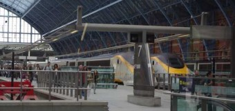 Berlin's Hauptbahnhof is a very big WOW!