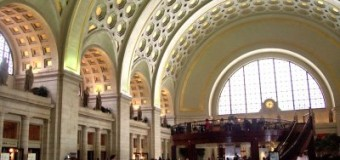 Great Train Rides Include Great Railroad Stations