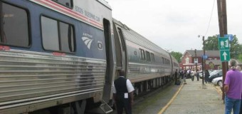 Amtrak on-board crews are tops … and funny, too!