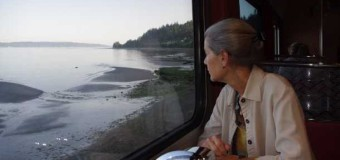 First Comes Amtrak, then the Rocky Mountaineer.