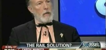 Goofy Testimony Heard in Anti-Amtrak Congressional Hearing.