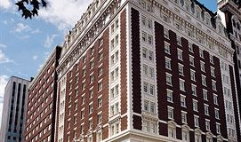 The Benson Hotel in Portland – An Oldie-But-Goodie.