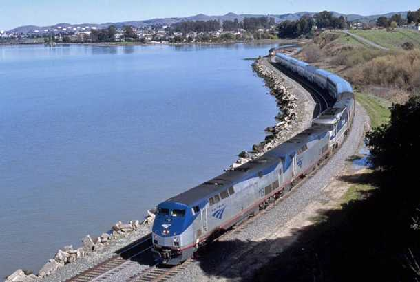 Coast to the Canyon Roundtrip from Sacramento. 6 Days   from $ Los Angeles Grand Canyon National Park Los Angeles. Board Amtrak's Coast Starlight and head south to Los Angeles! Enjoy the beauty of the Pacific coast as the train makes its way towards Los Angeles.