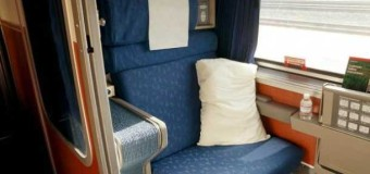 Tips on Traveling in an Amtrak Roomette.