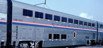 Amtrak Superliner Roomettes: Upstairs or Down?
