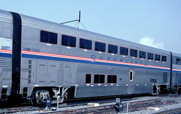 Amtrak Superliner Roomettes: Upstairs or Down? | TRAINS & TRAVEL ...