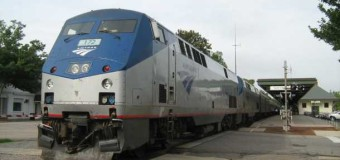 Here's Some Good News about Amtrak and Passenger Rail Service.