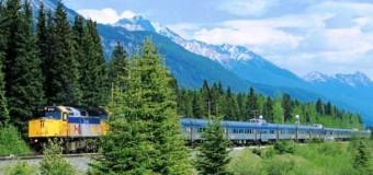 Crossing Canada aboard VIA Rail's train No. 1