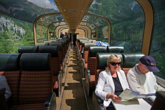 Crossing Canada Aboard Via Rail S Train No 1 Trains