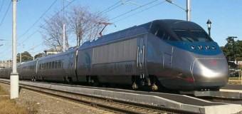 Zoom! Washington to Boston on Amtrak's Acela.