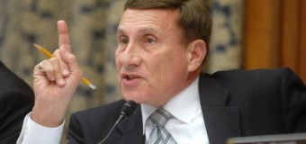 John Mica, Professional Politician and Perennial Amtrak Basher.