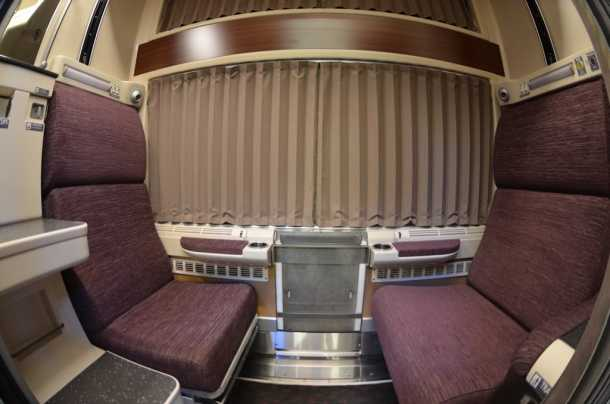 A Preview Look at Amtrak's New Viewliner Sleeping Cars