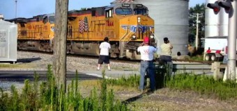 When It Comes to Trains, Railfans Can Be Real Fanatics.