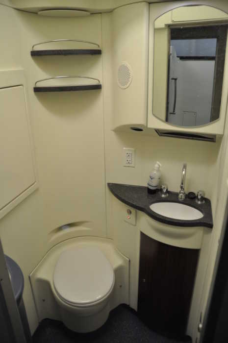 A Preview Look At Amtraks New Viewliner Sleeping Cars TRAINS - Bathrooms on amtrak trains