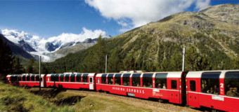 Two Incomparable Scenic Swiss Trains for Your Bucket List