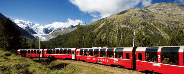 Two Incomparable Scenic Swiss Trains for Your Bucket List  TRAINS & TRAVEL WITH JIM LOOMIS