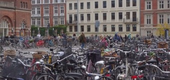 My Memories of Copenhagen: A City on Two Wheels.