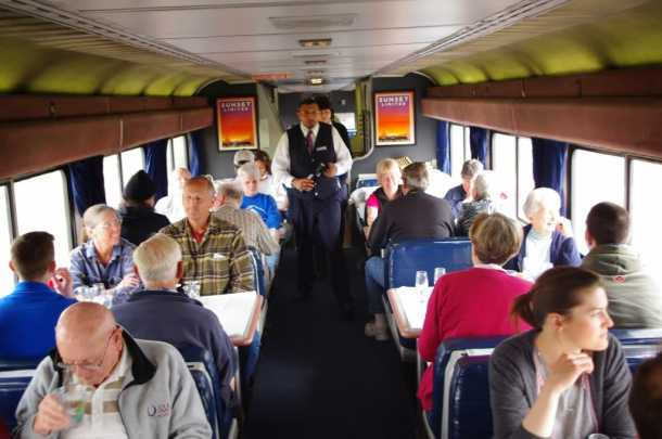 Tipping In An Amtrak Dining Car Why When And How Much Trains Travel With Jim Loomis