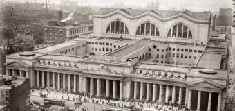 Tearing Down Iconic Railway Stations … for What??