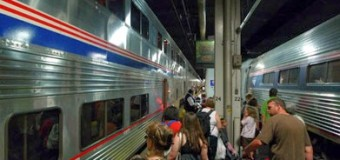 An Amtrak Dining Car Crew Steps Up … and Saves the Day.