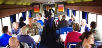 Amtrak Onboard Service: Good, But Needs Consistency.
