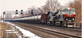 Crude Oil Gets Priority Over People; and Amtrak Gets Screwed.