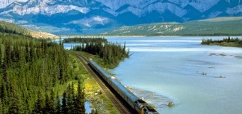 Three Great Canadian Train Rides.