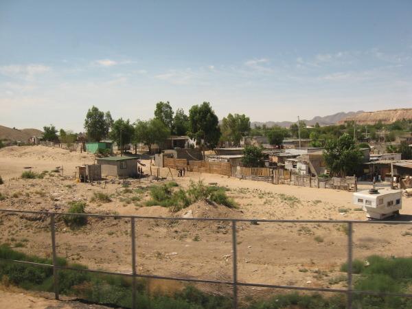 Mex border