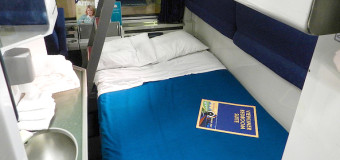 More Changes in Our Sleeping Car Routine.
