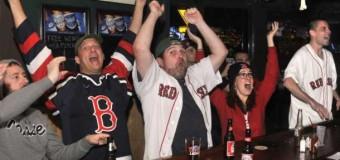 Sox Fans Are Everywhere. Like Fleas.