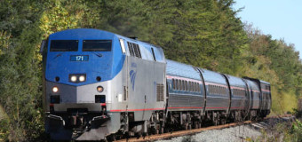 A Bit About the Amtrak System.