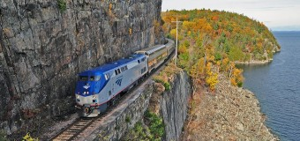 My Five Most Scenic Amtrak Trains.