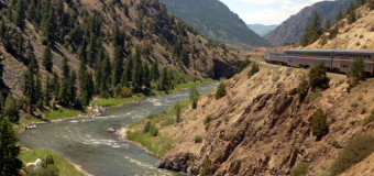 The California Zephyr: Amtrak's Most Scenic Train.